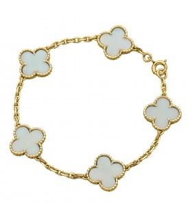 Bracelet Van Cleef & Arpels Vintage Alhambra