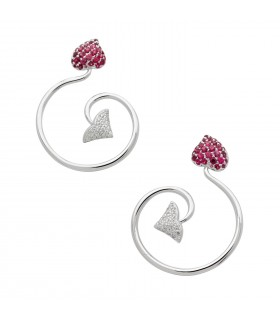 Dior Diablotine earrings