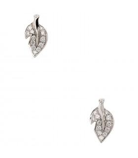 Boucles d'oreilles Rose Dior Bagatelle