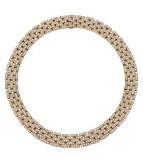 Cartier Panthère necklace