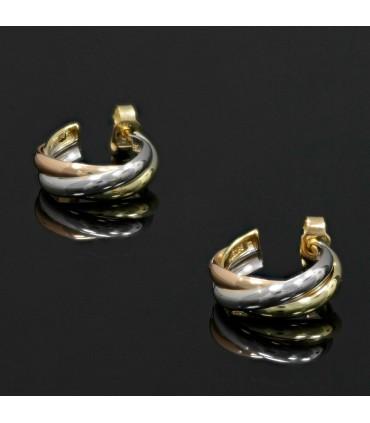 Boucles d'oreilles Wempé