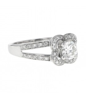Mauboussin Chance of Love N° 5 ring - Diamond 0,50 ct H SI