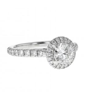 Cartier Destinée ring - Diamond 0,60 ct