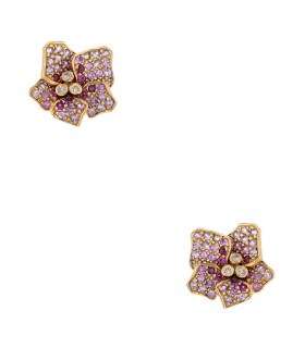 H. Stern Sofia Fiore earrings