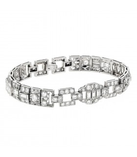 Art Déco bracelet