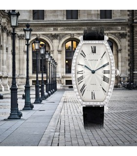 Montre Cartier Tonneau Vers 2019