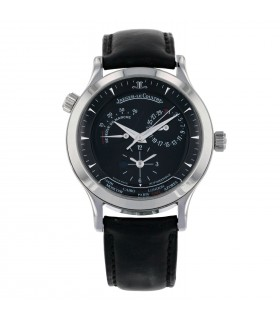 Jaeger Lecoultre Master Géographic watch
