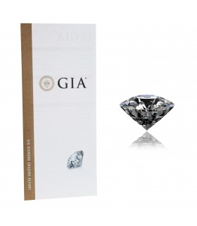 Loose diamond - GIA certificate 1,07ct D VVS1