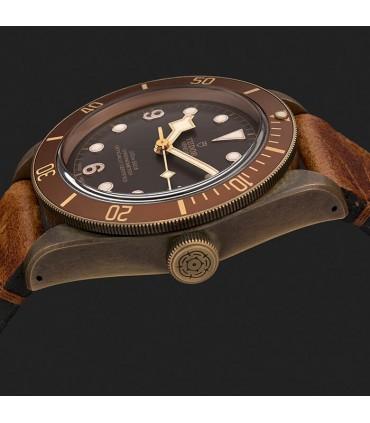 Tudor Heritage Black Bay watch