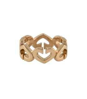 Cartier Coeurs et Symboles ring