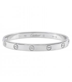 Bracelet Cartier Love Taille 20