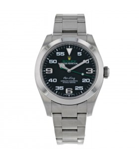 Rolex Air-King stainless steel watch Circa 2018