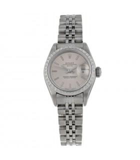Rolex Date stainless steel watch Circa 1997
