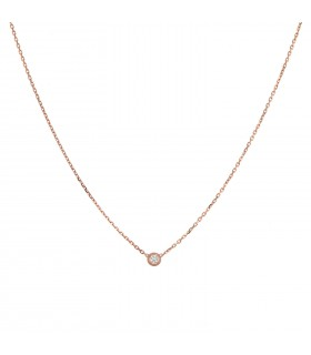 Pendentif Cartier Diamants Légers XS
