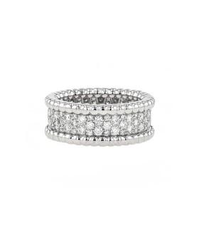 Van Cleef & Arpels Perlée ring