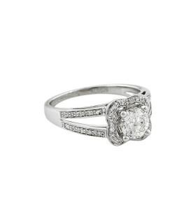 Bague Mauboussin Chance of Love n°3 - Diamant 0,32 ct