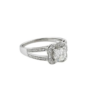 Mauboussin Chance of Love n°3 ring - Diamonds 0,32 ct