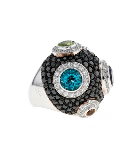 Edouard Nahum Jules Verne ring