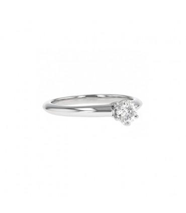Tiffany & Co. ring - Diamond 0,33 ct
