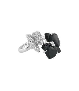 Cartier Caresse d'Orchidées ring