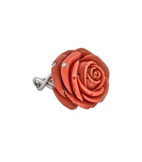 Bague Garnazelle Rose
