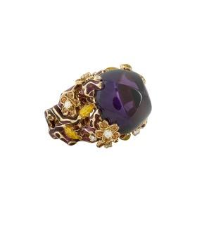 Dior Diorella ring
