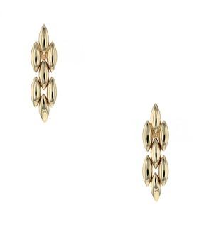 Boucles d'oreilles Cartier Gentiane
