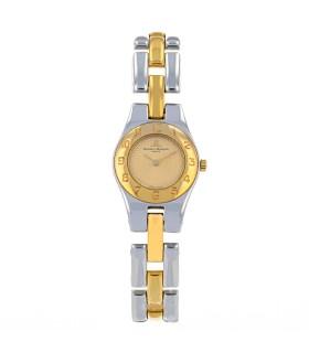 Baume & Mercier Linéa stainless steel watch