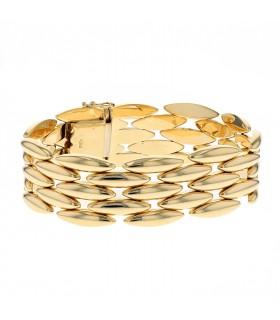 Cartier Gentiane gold bracelet