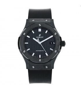 Hublot Classic Fusion ceramic and titanium watch
