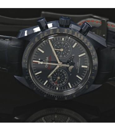 Omega Speedmaster Blue Side of the Moon watch