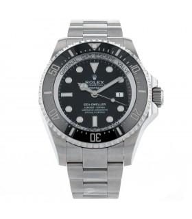 Rolex DeepSea stainless steel watch