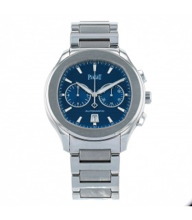 Piaget Polo stainless steel watch