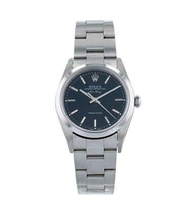 Rolex Air-King Precision stainless steel watch