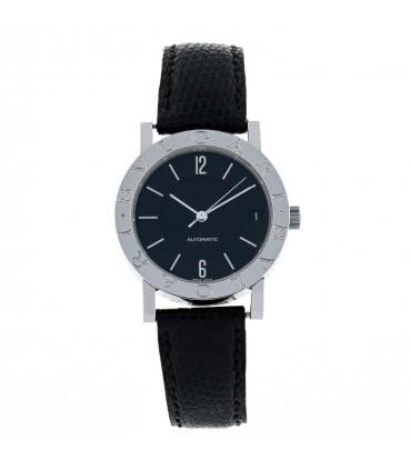 Bulgari Bulgari Bulgari stainless steel watch