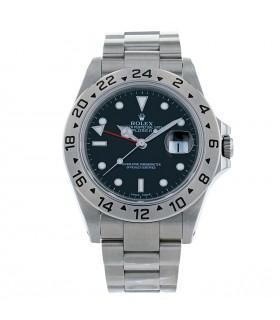 Rolex Explorer II stainless steel watch Circa 2000