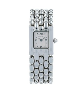 Chaumet Khésis stainless steel watch