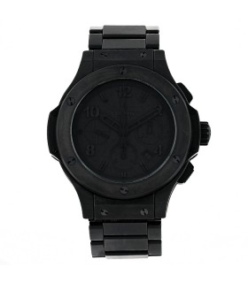 Hublot Big Bang All Black ceramic and titanium watch