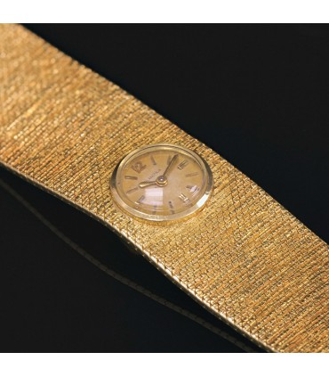 Blancpain gold watch