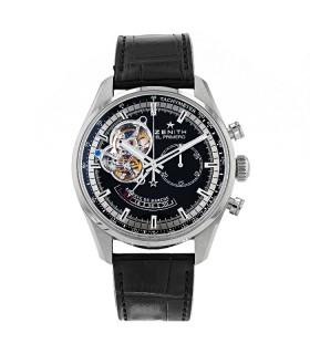 Zenith El Primero Chronomaster Open Power stainless steel watch