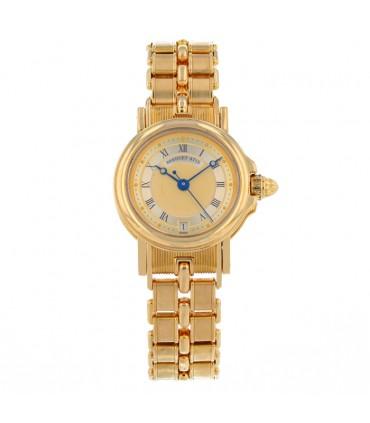 Breguet Marine gold watch