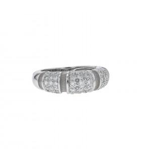 Mauboussin Nadja diamonds and gold ring