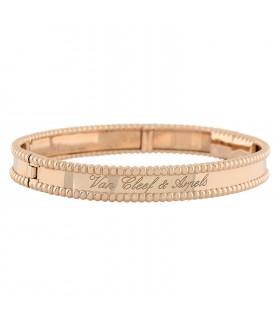 Van Cleef & Arpels Perlée gold bracelet
