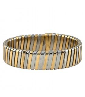 Bulgari Tubogas bracelet