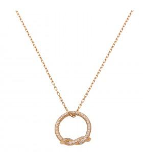 Cartier Entrelacés necklace