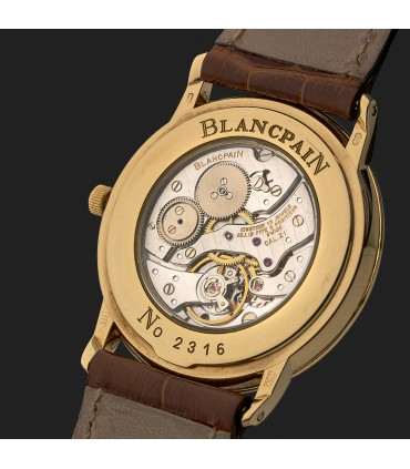 Blancpain Villeret watch