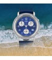 Hermès Clipper stainless steel watch
