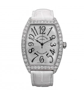 Franck Muller Platinum Rotor watch