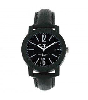 Bulgari CarbonGold carbon watch