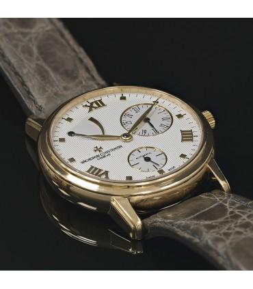 Vacheron Constantin Patrimony gold watch